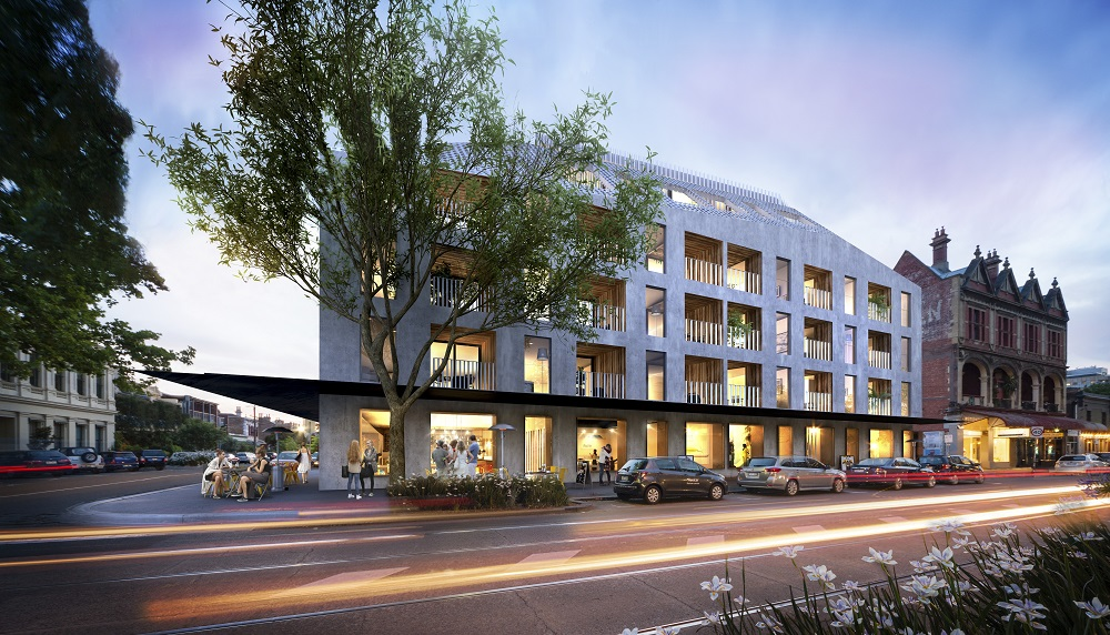 Commercial Property For Lease in  Fitzroy